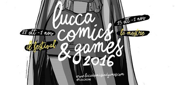 Anche Nintendo a Lucca Comics and Games '16