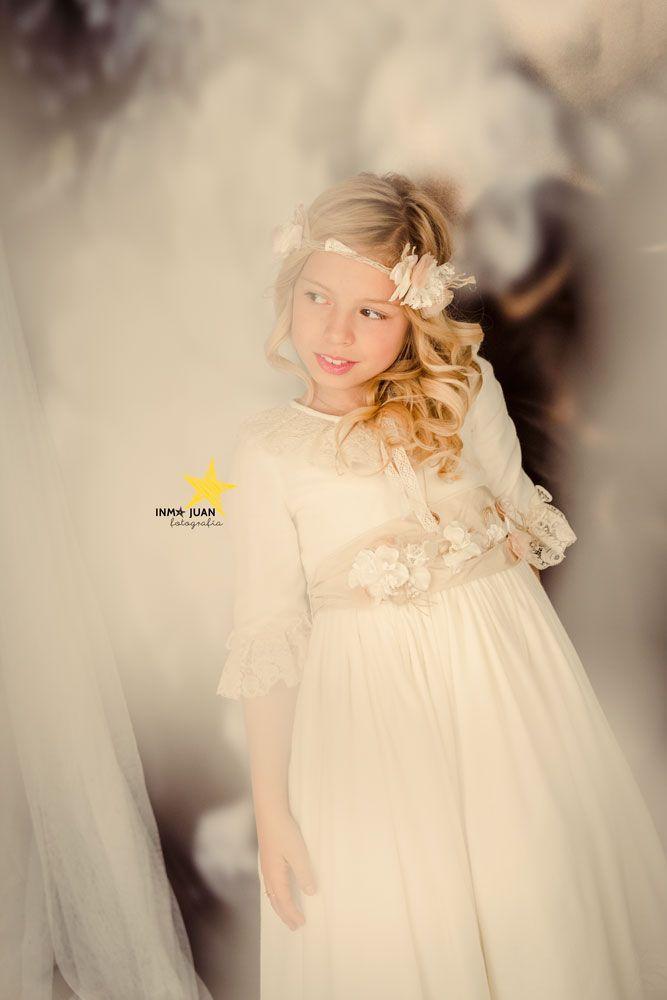 Inma Juan fotografia, fotos de comunión, fotos vintage, fotos originales, fotos de boda .: Clara