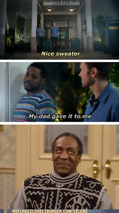 "LOVED the Cosby Show! And remember many of Dr. Huxtable's lines to his children, but my all time favorite - and my boys will attest to this is ""Boy, I brought you into this world and i will take you out!"" Don't cross a mad momma!!!"