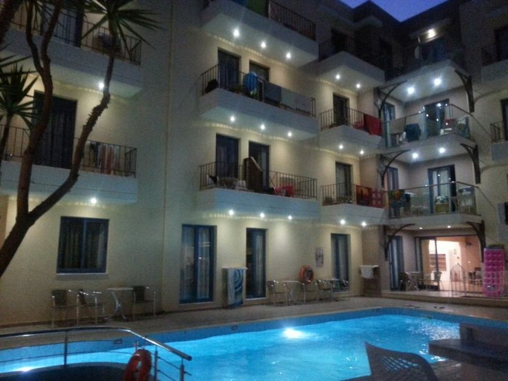 Hersonissos  - Manos Maria Hotel
