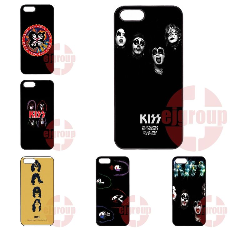 Kiss Let's Rock Band For Meizu MX4 MX5 Pro 6 m1 m2 m3 note For OnePlus 1+ Two X 3 Print Phone