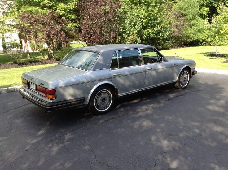 1987 Rolls Royce Silver Spirit Spur Dawn Silver Spur | eBay #luxurycars