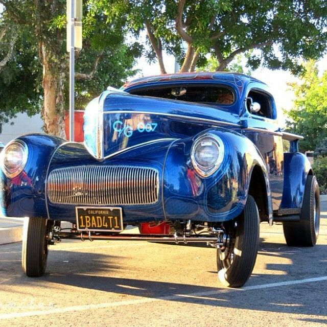1000+ Images About 40/41 Willys Gassers On Pinterest