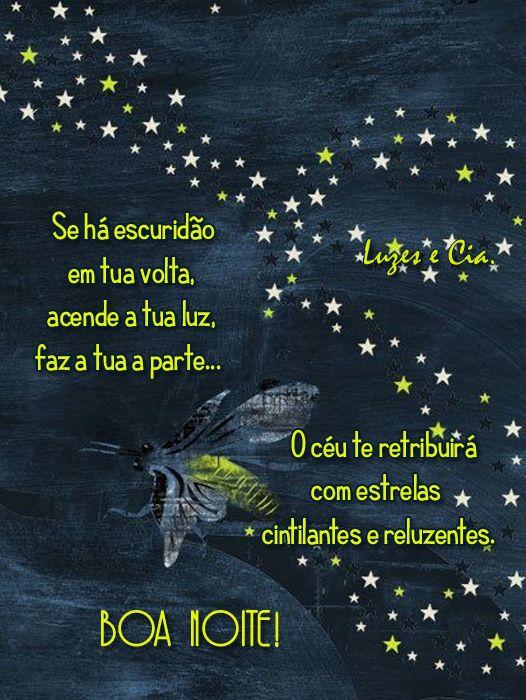 Noite Iluminada Mensagem De Boa Noite Cartao De Boa Noite Boa