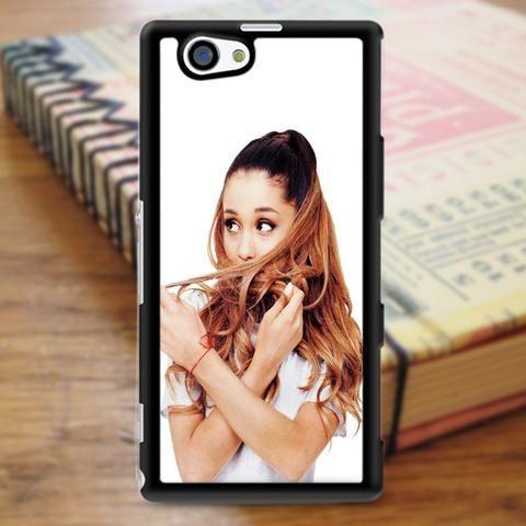 Ariana Grande Cute Singer Sony Experia Z3 Case