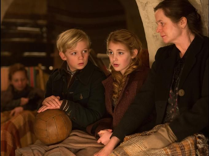 First images from The Book Thief movie adaptation