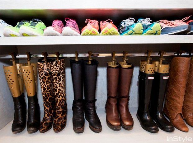 O CLOSET DA ESTILISTA MONIQUE LHUILLIER - Fashionismo