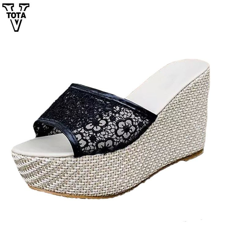 >> Click to Buy << 2017 Summer shoes woman Slippers 2017 Women Height Increasing Sandals Platform Ladies Wedges Shoes Beach Slippers Shoes Q84 #Affiliate