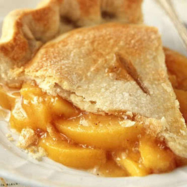 Lisa's hausgemachte Georgia Peach Pie   – Desserts & Sweet Treats