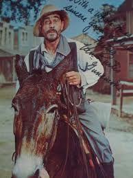 Festus and his mule