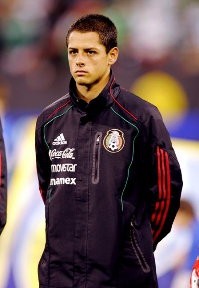 Chicharito Hernandez Posters | www.imgkid.com - The Image ...