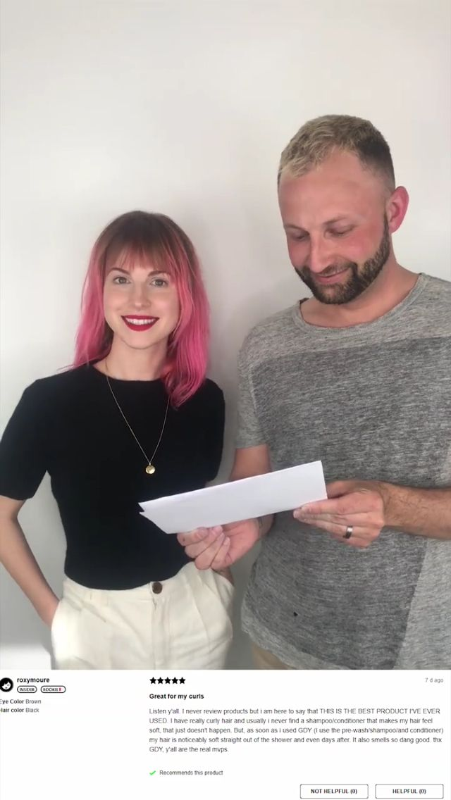 Hayley Williams 2019 March 27 Pink Hair Hayley Williams Mommy Hairstyles Hayley