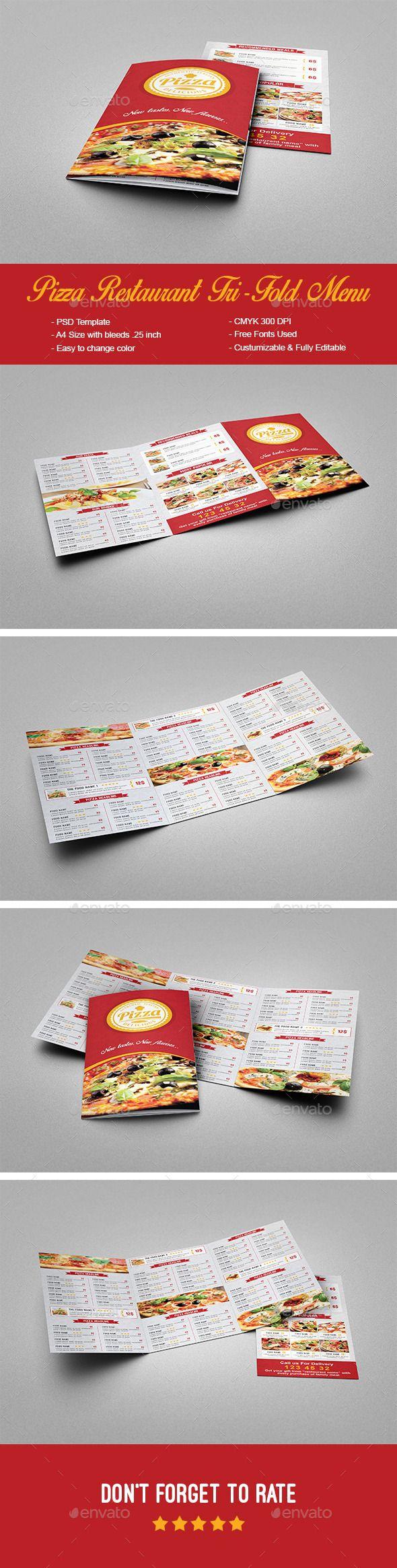273 best Food Menu Card images on Pinterest | Food menu template ...