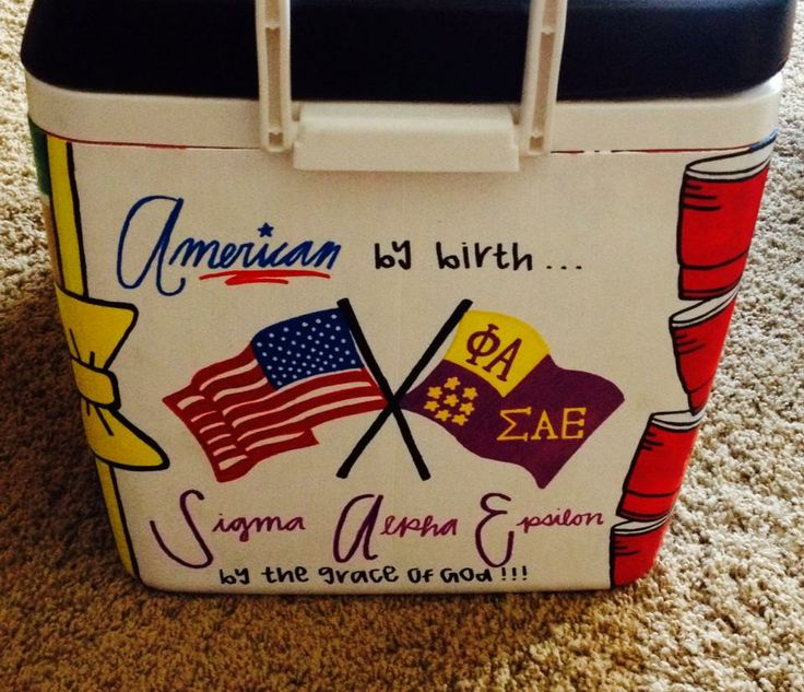 Me gusta: American by birth, SAE by the grace of God – Cooler Ideas!