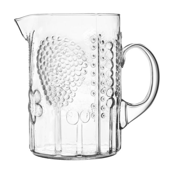 Picturing a perfect summer day inspired by this Flora pitcher. #oivatoikka #iittala