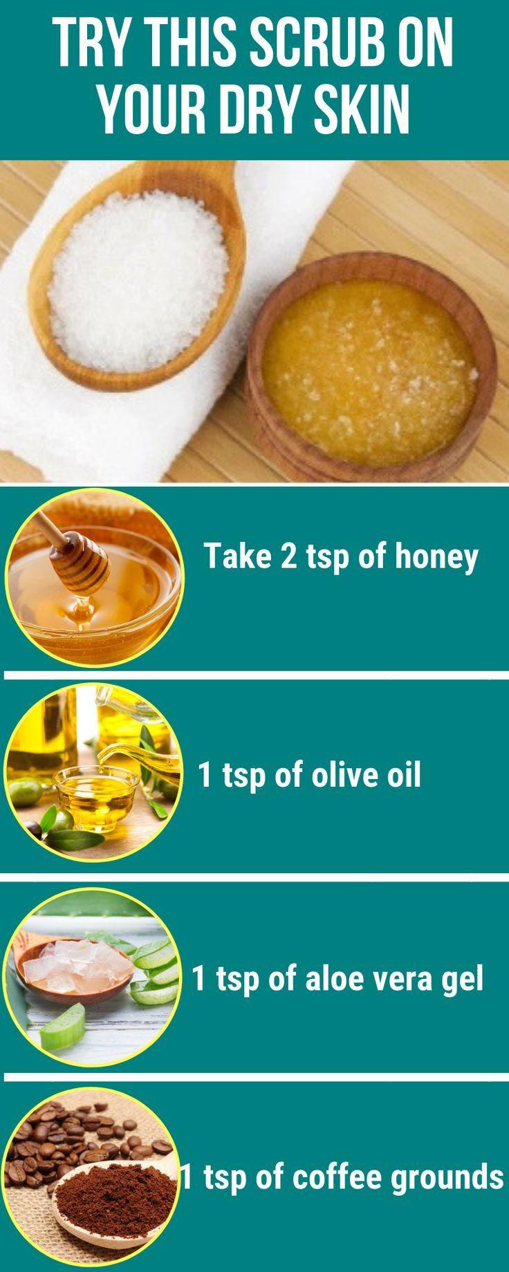 Honig Olivenol Peeling Fur Trockene Oder Empfindliche Haut Skin Scrub Dry Sensitive Skin Oil Scrub