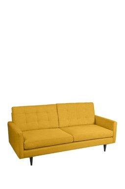 Best 25 retro sofa ideas on pinterest retro home retro for Jordan linen modern living room sofa