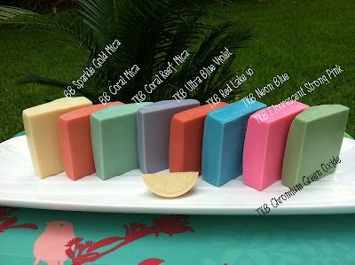 158 best soap - colorants images on Pinterest