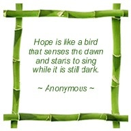 Hope: Inspiration, Quotes, Wise, Songs, Wisdom, Birds Singing, Sunri, Hope On