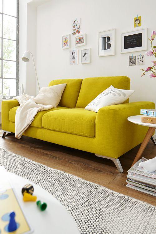 Treibs doch mal bunt! Mit der großen Farbauswahl von Global 7150. Mehr Infos bei Spitzhüttl Home Company. #farbenreich #bunt #wohnen #sofa #polster #möbel #wohnzimmer #einrichtung #einrichtungsideen
