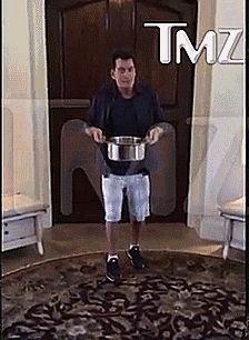 Actual good guy Charlie Sheen - ALS ice bucket challenge http://ift.tt/2zkFnt7