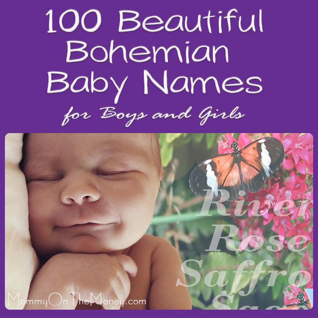 I Compiled Over 100 Beautiful Bohemian Earth Baby Hippie Names If You Are Searching For Unique