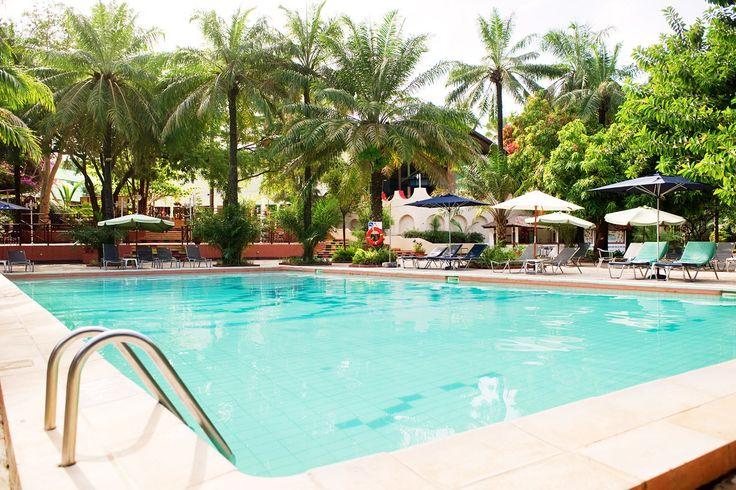 Senegambia Beach -hotelli | Gambia | Tjäreborg
