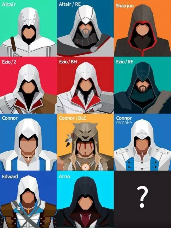 Humour & Sacrilèges | Assassin's Creed Forever