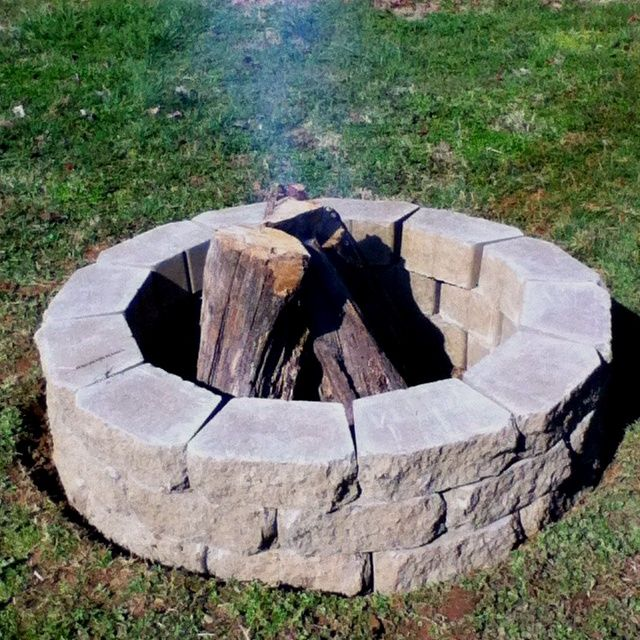 1000 images about backyard fire pit designs on pinterest for Make a fire pit cheap