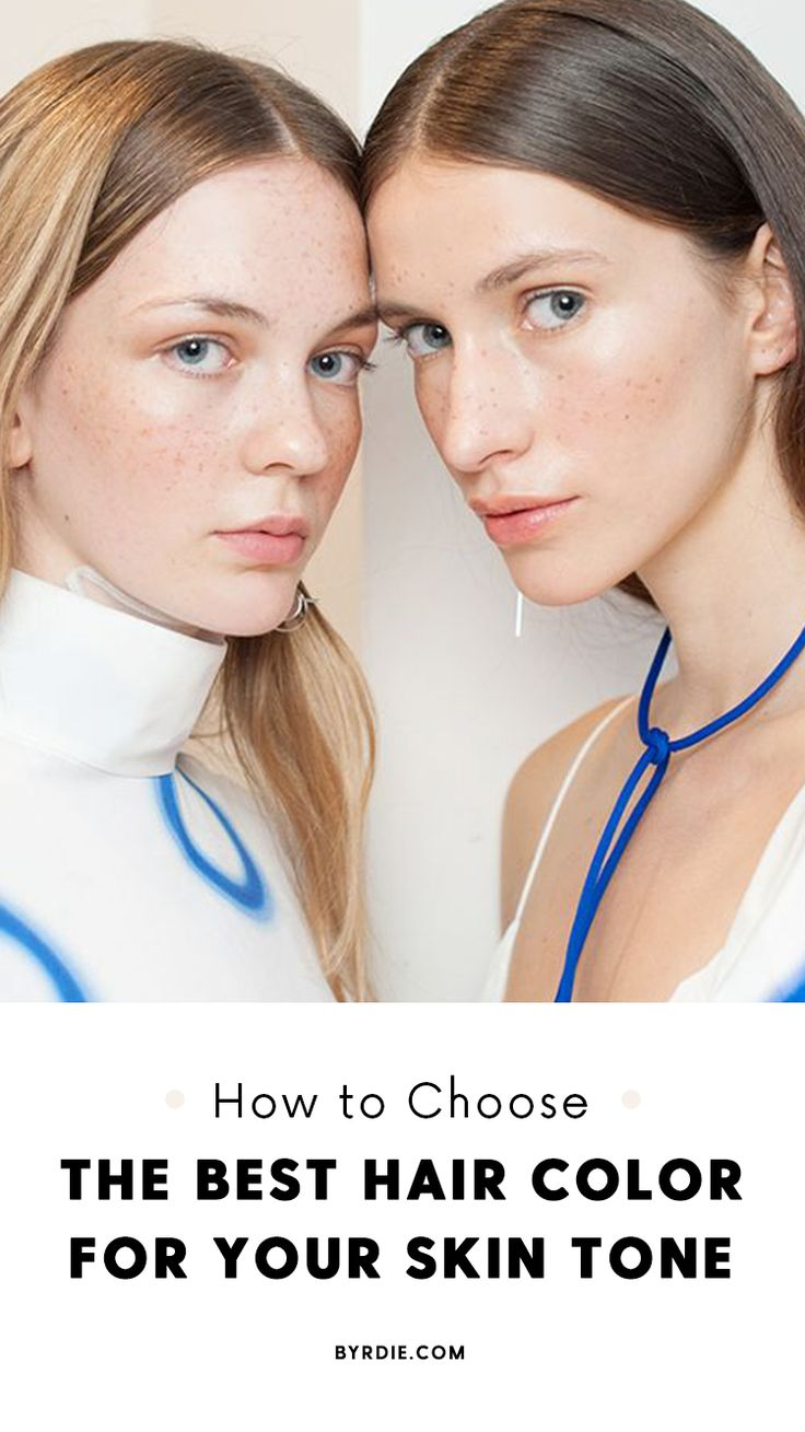 how to choose the right blonde for your skin tone