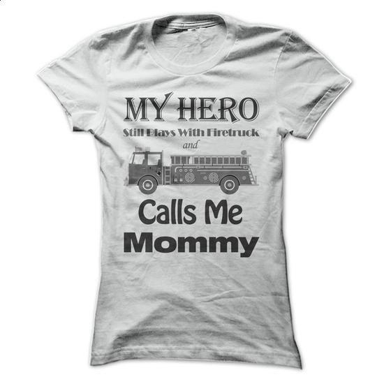 Firefighter mom - light color shirt - #teespring #mens sweatshirts. SIMILAR ITEMS => https://www.sunfrog.com/LifeStyle/Fireman-mom--light-color-shirt-Ladies.html?60505
