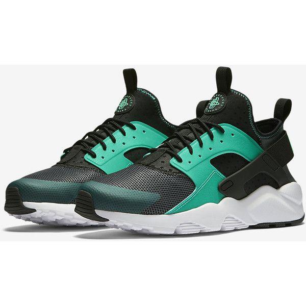 Nike Air Huarache Ultra Men's Shoe. Nike.com ($110) ❤ liked on Polyvore featuring men's fashion, men's shoes, mens shoes and nike mens shoes