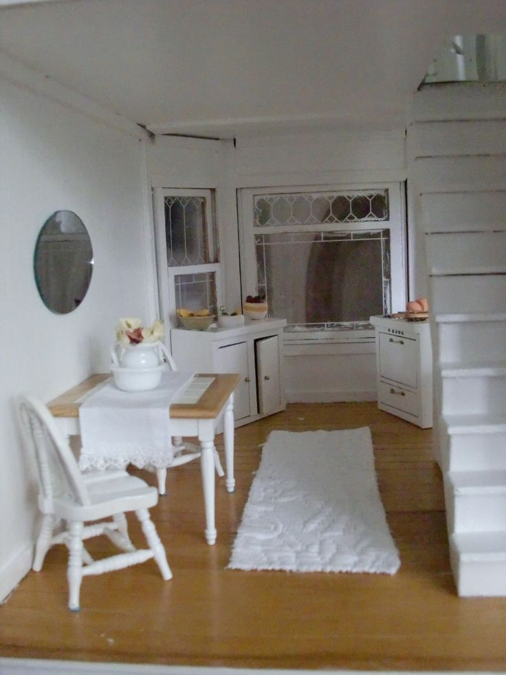 27 Best Images About Kitchen Dollhouse Miniatures On