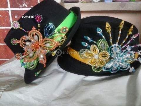 106 best tembleques images on pinterest - Decoracion de sombreros ...