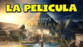 Assassins Creed Origins - Pelicula Completa en Español 2017 - Todas las cinematicas PC 60 fps | lodynt.com |لودي نت فيديو شير