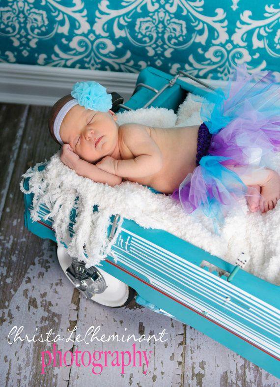 Newborn Tutu Infant Tutu Baby Photo Prop Black by babybebeautiful, $12.00