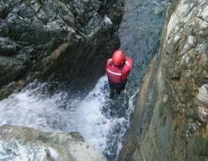 Dave's Adventure Company, Cumbria. The Stag and Hen activities and adventure weekends in the Lake District we offer are - Ghyll Scrambling, Abseiling, Canyoning, Caving, Climbing, Canoeing, Kayaking, Archery and Mountain Walking.