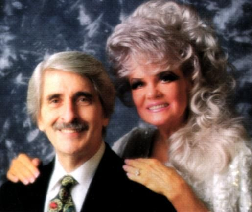 TBN - Paul & Jan Crouch! LOVE THEM since I started watching TBN since birth.  I always told every one is school my mentor was Jan Crouch!! Want a women of GOD!!