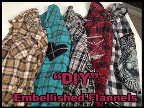 Upcycle recycle flannels fun and trendy check out this you Upcycling for beginners