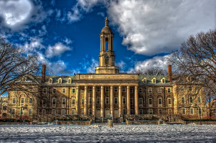 Old Main by Shane Boyer on 500px