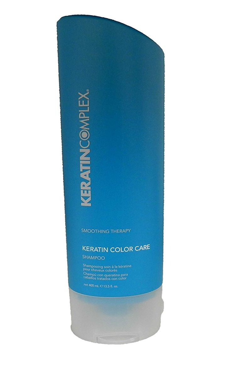 Keratin Complex Smoothing Therapy Keratin Color Care Shampoo - 13.5 Oz >>> Click image for more details.