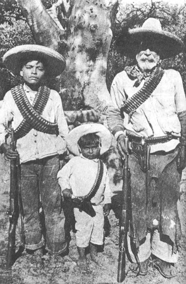 Cristero War - Mexico.
