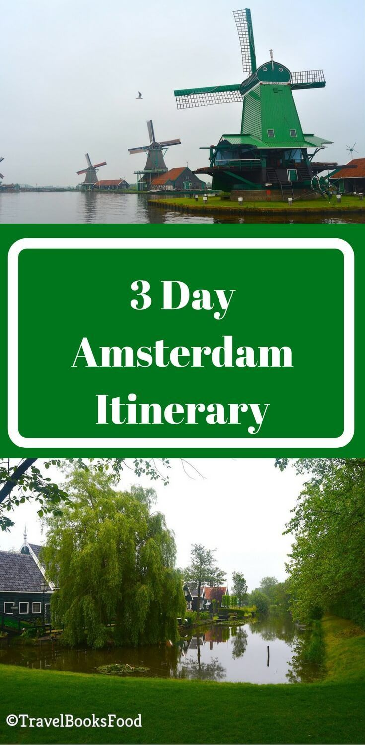 3 day Amsterdam Itinerary   Things to do in Amsterdam in 3 days   Places to Stay in Amsterdam   Iamsterdam City Card   Solo female travel to Amsterdam