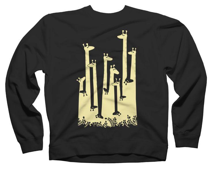 Giraffe Double Vision Sweatshirt