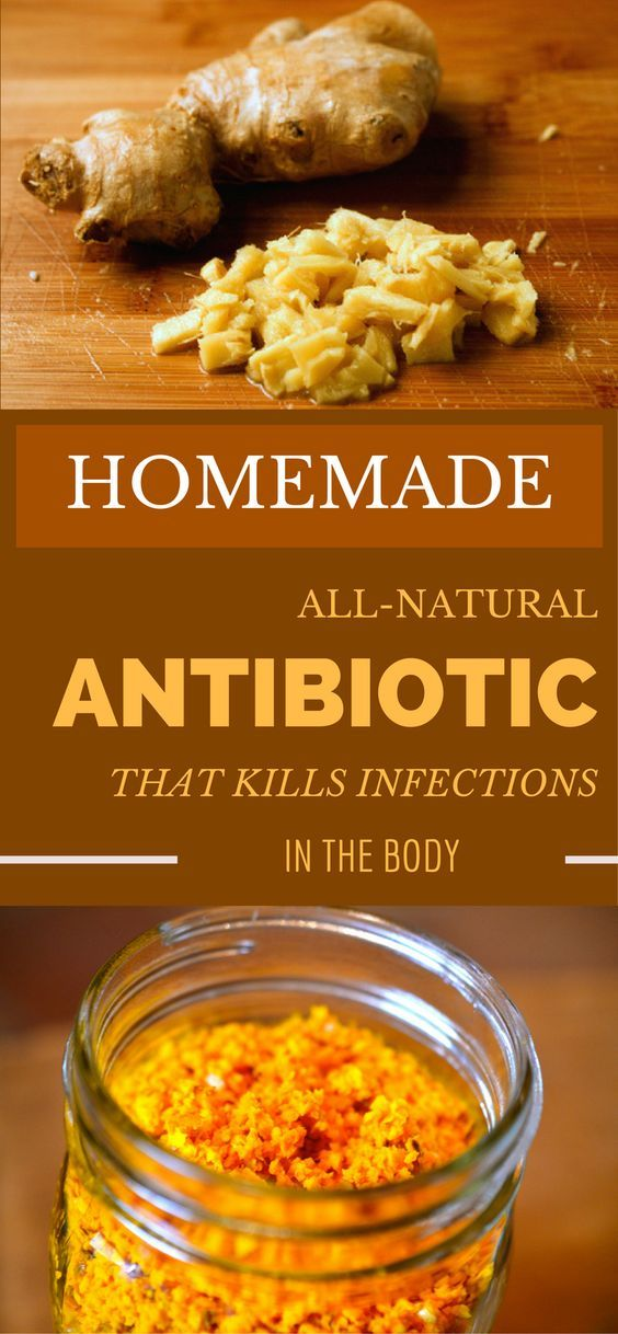 Homemade All-Natural Antibiotic That Kills Infections in the Body - Beauty-insider.org