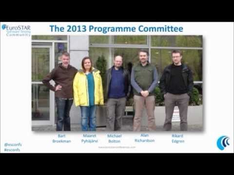 ▶ EuroSTAR Conference 2013 Programme Launch Webinar - YouTube