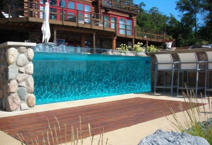 10 Majestic Luxury Swimming Pool Designs Modern Pools Luxury