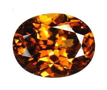 Brown Zircon Gemstone