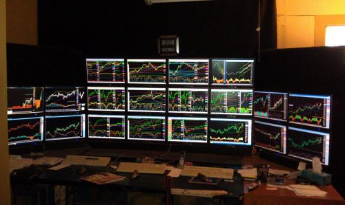 17 Best Images About Trading Desk Showcase On Pinterest