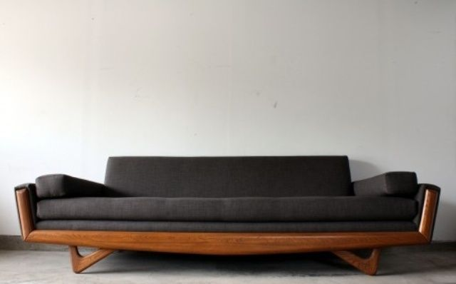 35 Elegant Mid-Century Sofas For Your Interior | DigsDigs